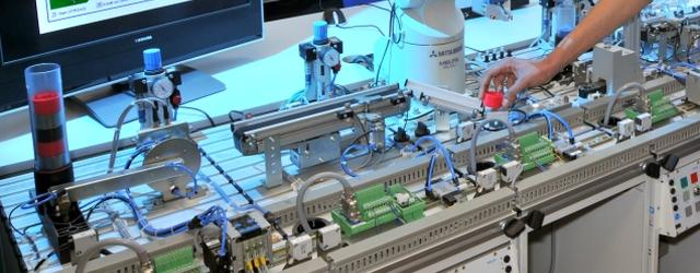 Elektro- und Automatisierungstechnik